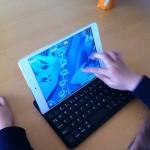 Anker iPad mini ウルトラスリムキーボードカバー iPad Mini/Mini Retinaを購入してみた