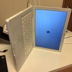 古いMacbook(白)のHDDがクラッシュしたのでSSDに換装した
