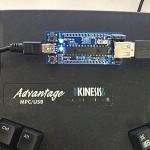 USB2BTによる、KINESISキーボードのBlueTooth接続でSurfacePro3へのUSBの抜き差しの手間が0に