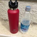 自販機で買ったコーラがすぐにぬるくなるので、炭酸でも利用OKな水筒をクラウドファンディングで買ってみた