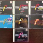 【GM】MIDI POWER&MIDI POWER Proをコンプリート!(KONAMI)